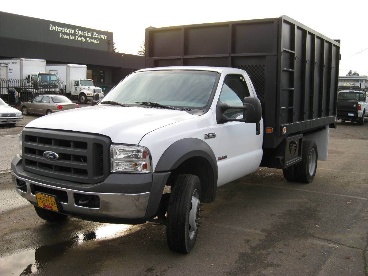 Ford Dump Truck Parts Service Trucks for Sale